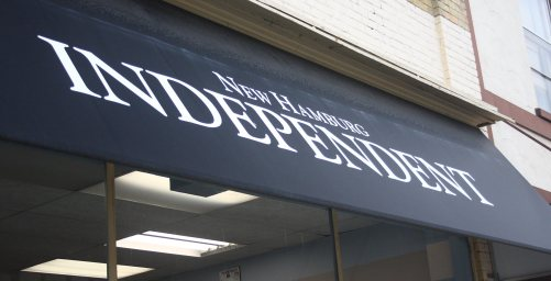 The Independent office