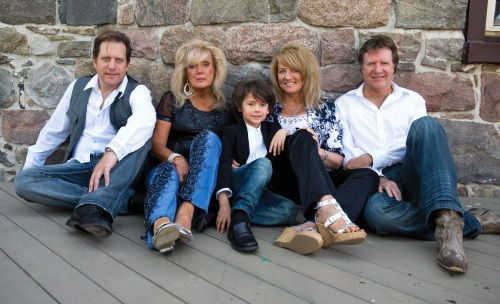 The Walters Family Promo Pic with Schyler