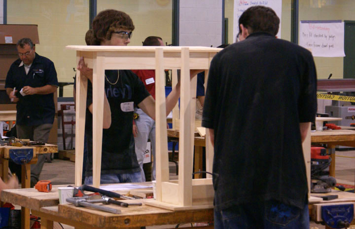 cabinet making ontario colleges